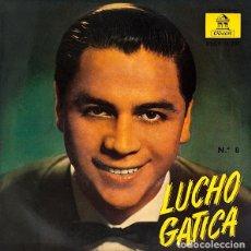 Discos de vinilo: LUCHO GATICA / LUCHO GATICA. Lote 125423475