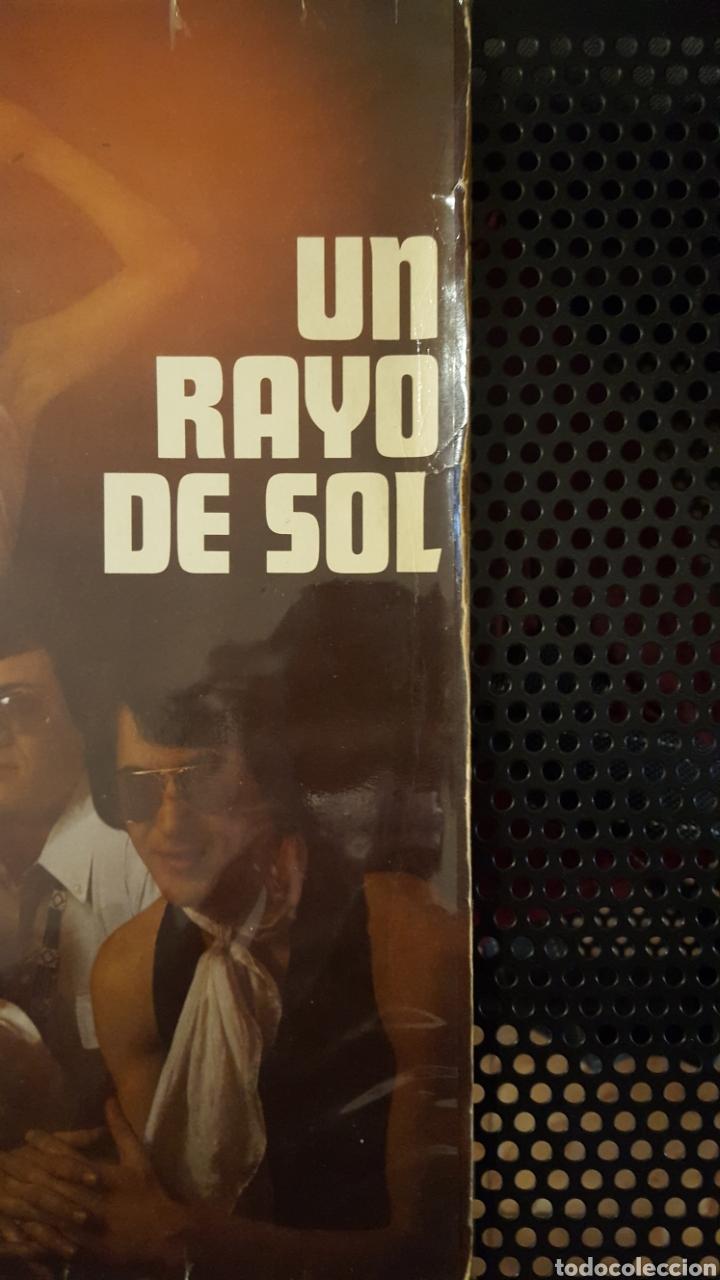 Discos de vinilo: L.P. - Los Diablos - UN RAYO DE SOL - EMI - MADE IN GERMANY - RARO - Foto 3 - 125425947