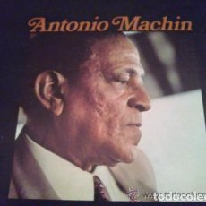 Discos de vinilo: VINILO ANTONIO MACHIN. Lote 125428919