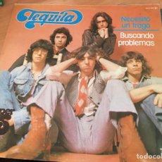 Discos de vinilo: TEQUILA (NECESITO UN TRAGO / BUSCANDO PROBLEMAS) MAXI SINGLE ESPAÑA 1978 PROMO CONSERVA ASA (VIN-A4). Lote 125445647