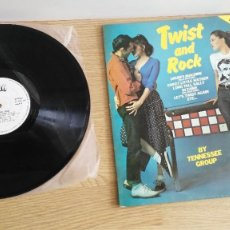 Discos de vinilo: TWIST AND ROCK - ROCK AROUND THE CLOCK - BY TENNESSEE GROUP. Lote 125753011