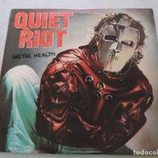 Discos de vinilo: QUIET RIOT - METAL HEALTH LP US. Lote 130961871