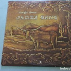 Discos de vinilo: JAMES GANG - STRAIGHT SHOOTER LP US . Lote 125824655