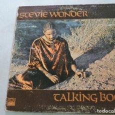 Discos de vinilo: STEVIE WONDER - TALKING BOOK LP US GATEFOLD. Lote 125826275