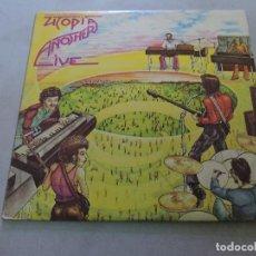 Discos de vinilo: TODD RUNDGREN'S UTOPIA - ANOTHER LIVE LP US . Lote 125827055