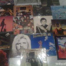 Discos de vinilo: ESPECTACULAR LOTE PACK 25 LPS DE VINILOS BUENOS GRUPOS POP PROGRESIVO FOLK ROCK DISCOS COLECCIÓN!!!!. Lote 125827255