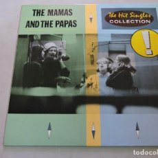 Discos de vinilo: THE MAMAS AND THE PAPAS - THE HIT SINGLES COLLECTION LP GERMANY. Lote 125828111