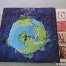 Discos de vinilo: YES - FRAGILE LP US GATEFOLD. Lote 125829171