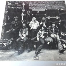 Discos de vinilo: THE ALLMAN BROTHERS BAND AT FILLMORE EAST 2X12'' LP US GATEFOLD. Lote 125830755