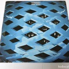 Discos de vinilo: TOMMY - THE WHO 2X12'' LP GERMANY GATEFOLD + LIBRETO. Lote 125831127