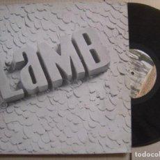 Discos de vinilo: LAMB - LAMB - LP INGLES 1975 - MYRRH. Lote 125834371