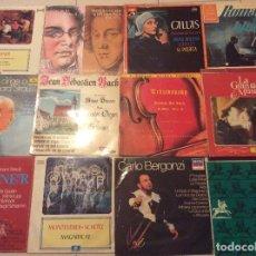 Discos de vinilo: LOTE 45 LPS MUSICA CLASICA. Lote 125861751