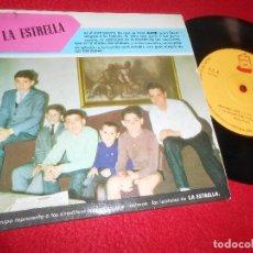Discos de vinilo: CARTILLA SONORA EDUCACION LA ESTRELLA LECCIONES CON CANCION/CANCIONES PEDRO ARTECHE 7'' 1963 . Lote 125864087