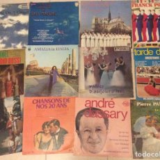 Discos de vinilo: LOTE 58 LPS ORQUESTAS Y OTROS GENEROS ANOS 60 Y 70.. Lote 125865147