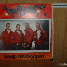 Discos de vinilo: THE BOPPERS - KEEP ON BOPPIN' - LP. Lote 125895779