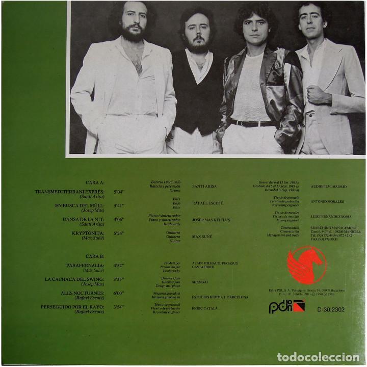 Discos de vinilo: Pegasus - Comunicació-Comunicación-Comunication - Lp Spain 1990 (re) - PDI D-30.2302 - Foto 2 - 125903891