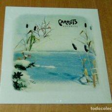 Discos de vinilo: CARROTS - SUNSHINE (LP 2014, GRABACIONES EN EL MAR GELMAR 150 LP) PRECINTADO. Lote 125911551
