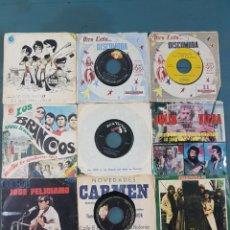 Discos de vinilo: LOTE 1 MAXI SINGLES VINILO 45 RPM. Lote 125945499