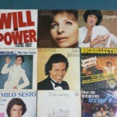 Discos de vinilo: LOTE 2 MAXI SINGLES 45 RPM.. Lote 125945792