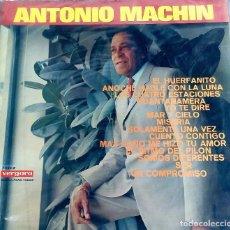 Discos de vinilo: ANTNIO MACHIN EXITOS. Lote 125948447