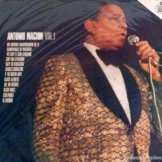 Discos de vinilo: ANTONIO MACHÍN - VOL. 1 - LP. DEL SELLO GAVIOTA DE 1973. Lote 125950351