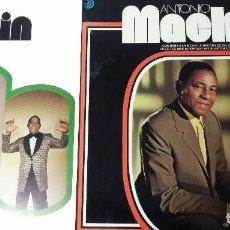 Discos de vinilo: ANTONIO MACHÍN - SU VIDA Y SU OBRA. Lote 125952023