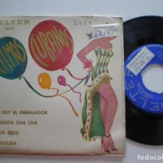 Discos de vinilo: ((LISTEN)) PLAYA SEXTET - COCO SECO +3 -EP BELTER 195? // TOP AFRO LATIN DANCER BOOGALOO GUAGUANCO. Lote 125954323