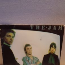 Discos de vinilo: THE JAM GOING UNDERGROUND. Lote 125958667