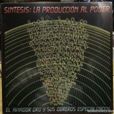 Discos de vinilo: AVIADOR DRO Y SUS OBREROS ESPECIALIZADOS,, 2LPS +SINGLES PROMO + LIBRO. Lote 125959795