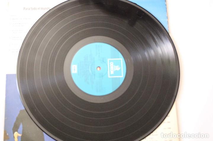 Discos de vinilo: 2 discos LPs Frank Pourcel Para todo el mundo y Frank Pourcel en España. EMI-Odeon, 1975 - Foto 3 - 125984119
