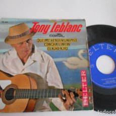 Discos de vinilo: TONY LEBLANC-EP EL KIRI-KIRI +2. Lote 126004983