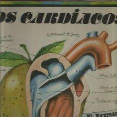 Discos de vinilo: CARDIACOS EXPRESO DE BENGALA. Lote 126011495