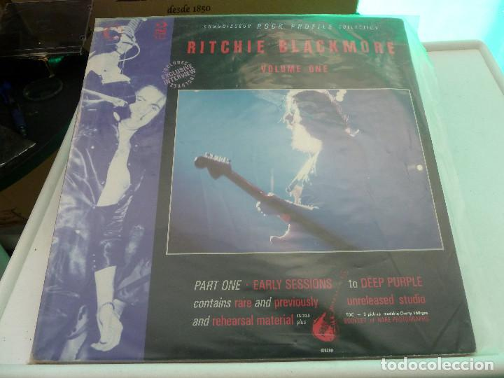 RITCHIE BLACKMORE - VOLUME ONE - MADE IN ENGLAND - 2 LP (Música - Discos - LP Vinilo - Heavy - Metal)