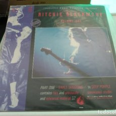 Discos de vinilo: RITCHIE BLACKMORE - VOLUME ONE - MADE IN ENGLAND - 2 LP. Lote 126032159