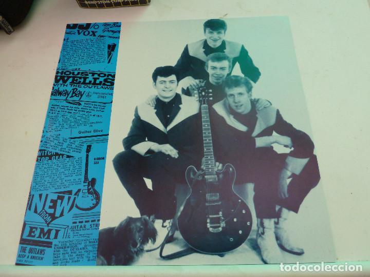 Discos de vinilo: RITCHIE BLACKMORE - VOLUME ONE - MADE IN ENGLAND - 2 LP - Foto 17 - 126032159