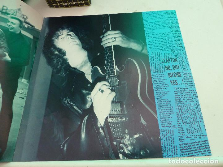 Discos de vinilo: RITCHIE BLACKMORE - VOLUME ONE - MADE IN ENGLAND - 2 LP - Foto 19 - 126032159