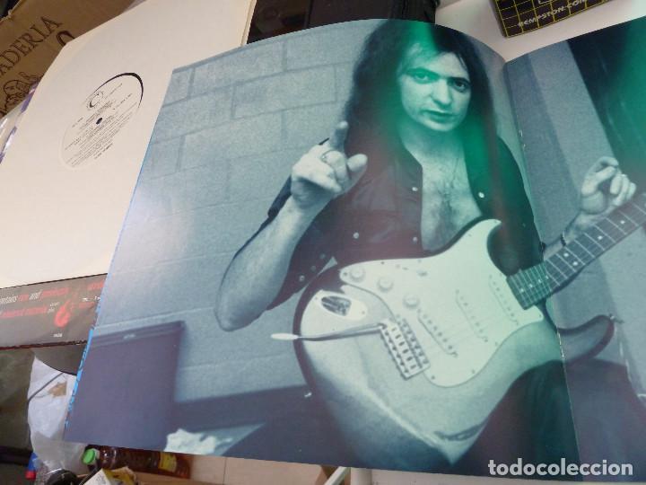 Discos de vinilo: RITCHIE BLACKMORE - VOLUME ONE - MADE IN ENGLAND - 2 LP - Foto 20 - 126032159