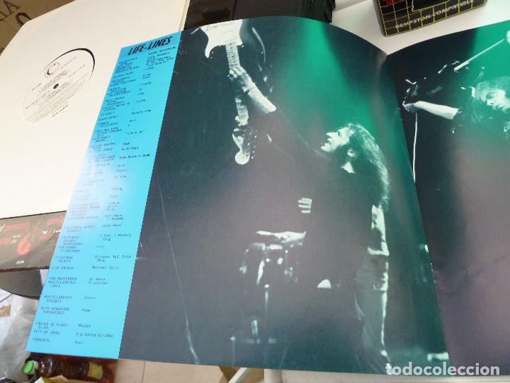 Discos de vinilo: RITCHIE BLACKMORE - VOLUME ONE - MADE IN ENGLAND - 2 LP - Foto 22 - 126032159