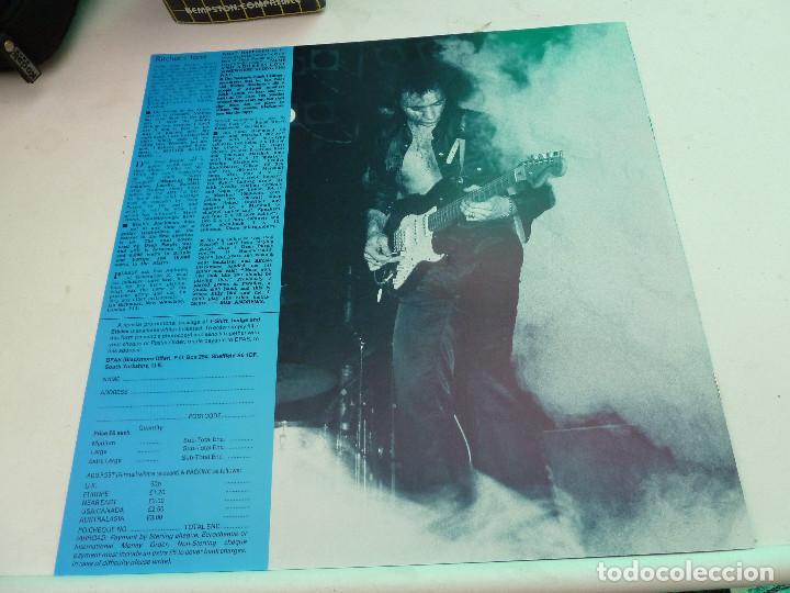 Discos de vinilo: RITCHIE BLACKMORE - VOLUME ONE - MADE IN ENGLAND - 2 LP - Foto 24 - 126032159