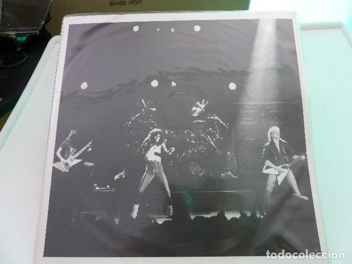 Discos de vinilo: MICHAEL SCHENKER - MSG - LIVE IN DORTMUND 83 - HEAVY METAL RECORDS - Foto 9 - 126034567