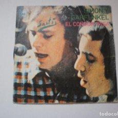 Vinyl-Schallplatten - single simon y garfunkel. el cóndor pasa ¿Por qué no me escribes?cbs 1970 spain (probado y bien) - 126035535