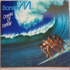 Discos de vinilo: LP BONEY M OCEAN OF FANTASY. Lote 126044483