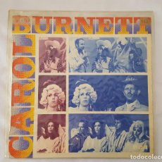 Discos de vinilo: LP - CAROL BURNETT /CAROL BURNETT /RCA LSP-3879 /1975. Lote 126054751