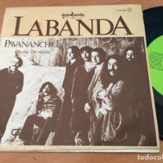 Discos de vinilo: LABANDA (PAVANANCHEL) SINGLE ESPAÑA 1979 PROMO (EPI13). Lote 126064607