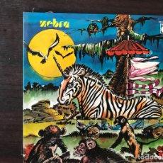 Discos de vinilo: ZEBRA. Lote 126077336