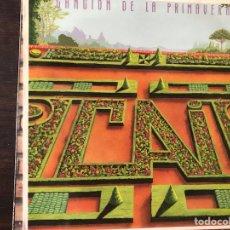 Disques de vinyle: CANCIÓN DE LA PRIMAVERA. CAI. Lote 126077895
