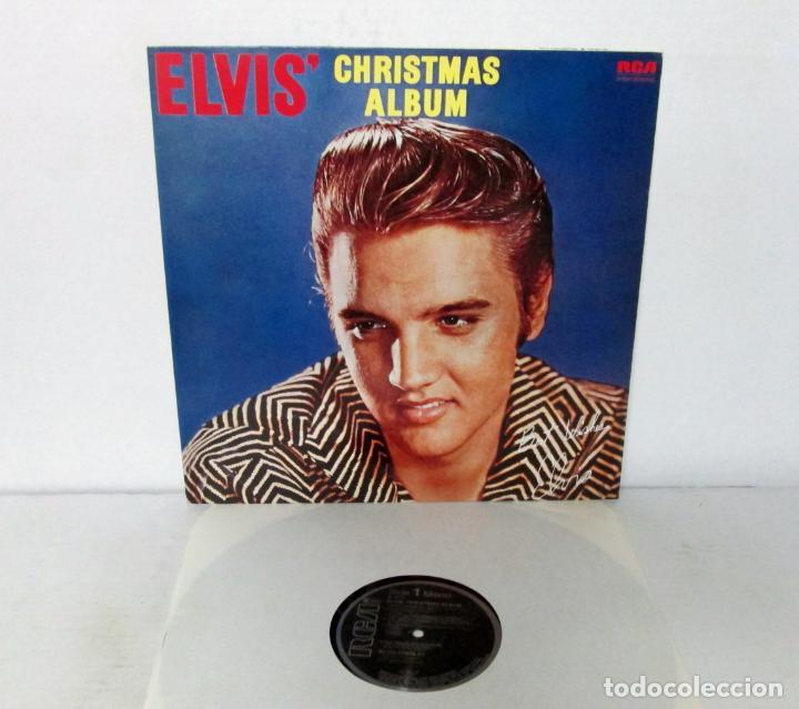 Elvis Christmas Album.Elvis Presley Elvis Christmas Album Lp Rca 1980 Germany Nl 89116 Best Wisher Elvis
