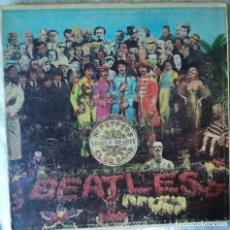 Discos de vinilo: THE BEATLES - SGT. PEPPERS LONELY HEARTS CLUB BAND - EDICIÓN DE 1967 USA - ESTEREO - SIN RECORTABLE. Lote 126114231