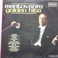 Discos de vinilo: MANTOVANI,GOLDEN HITS EDICION USA. Lote 126151151
