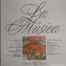 Discos de vinilo: SELECCIÓN 50 PLANETA VOL.4 (10 VINILOS). Lote 126153639